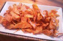 Chips de Batatas